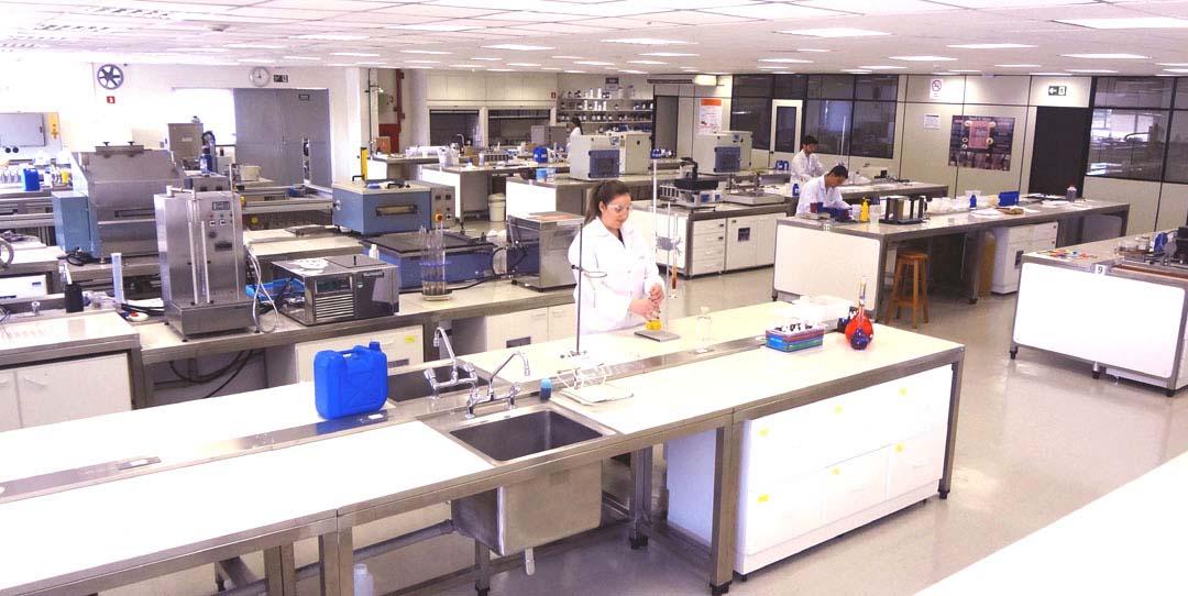 Foto da Golden Indústria Química Têxtil