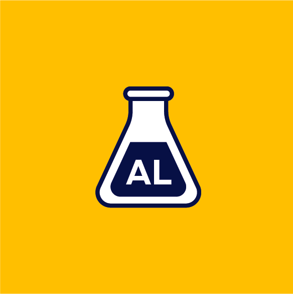 Icon Liquid alkali