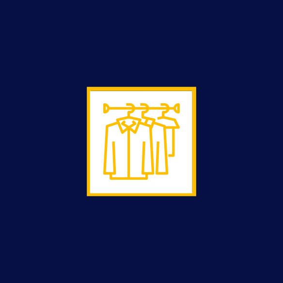 Icone Outros Efeitos Têxteis